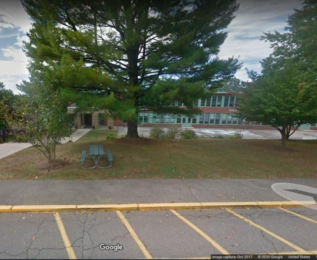 Dows Lane Elementary School in Irvington.