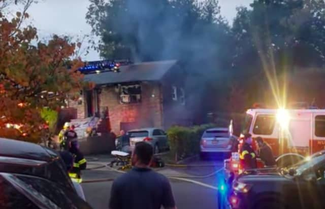 Footage from the scene by JeffStang Fire Photography