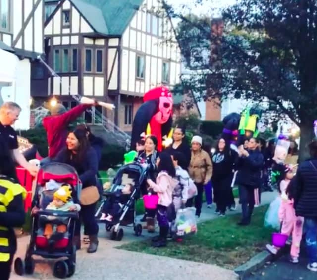 Trick-or-treating is safety risk, county says