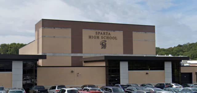 Sparta High School was ranked as the top public high school in Sussex County, according to Niche.com.