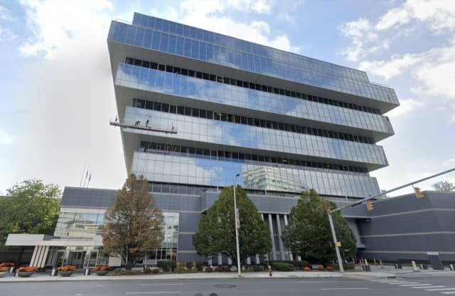 Purdue Pharma's Stamford headquarters