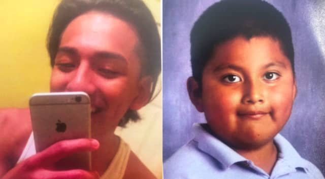 Gustavo Perez, left, and his younger brother, Johnny, were shot and killed in Trenton.