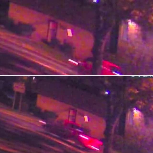 Car in Clark hit-and-run.