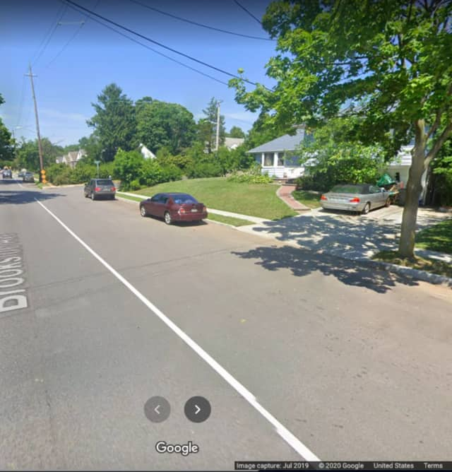 Brookside Avenue in Roosevelt.