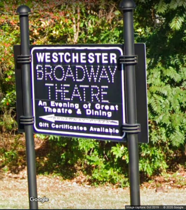 The Westchester Broadway Theatre.