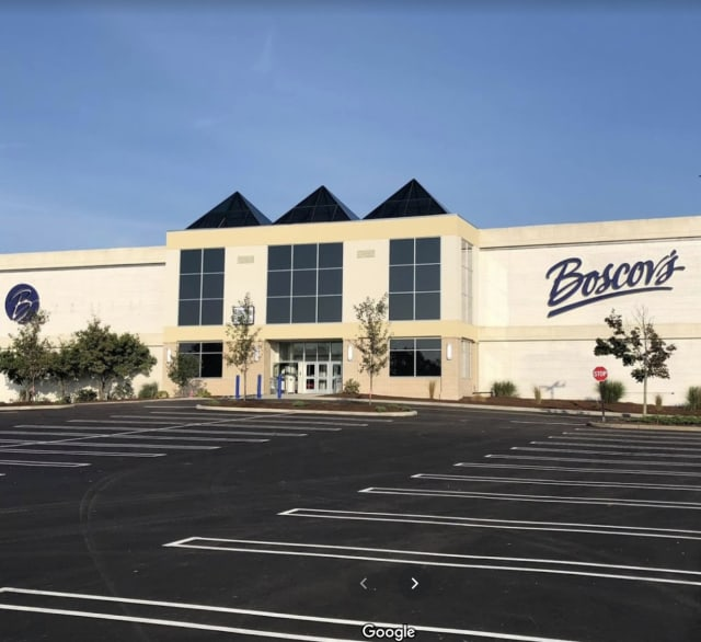 Two women were arrested for allegedly shoplifting at Boscov's in Milford.