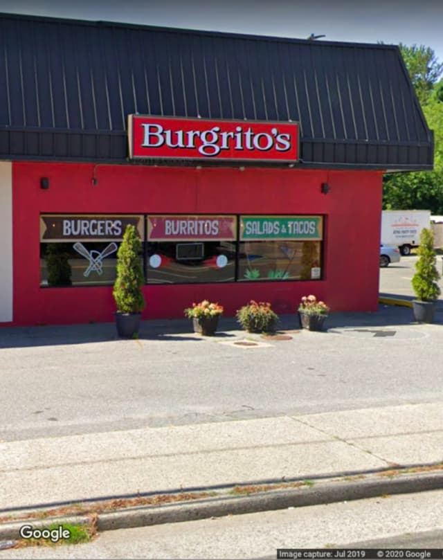 Burgrito's in Bethpage.