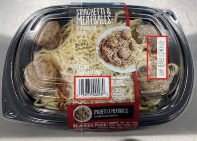 The USDA announced that a health alert has been issued for a popular spaghetti and meatball product.