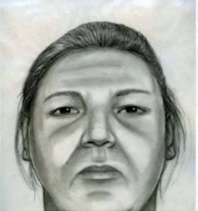 A police sketch of Yanet Patricia Arroyo, now 58 years old.