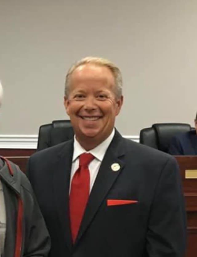 Bloomingdale Mayor Jon Dunleavy