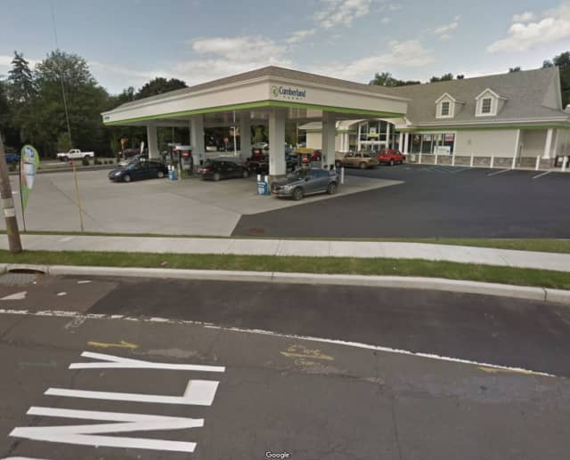 Cumberland Farms on Route 17K in Monroe.