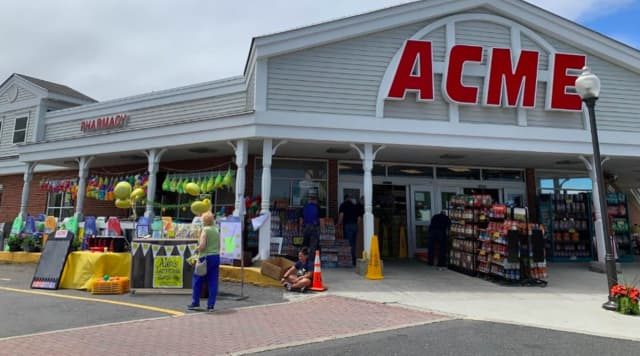 Acme grocery store in Ocean City