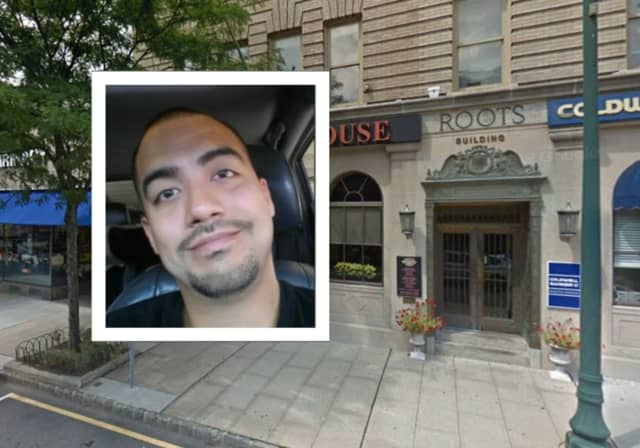 Christian Zarate walked out of Roots Steakhouse in Summit.