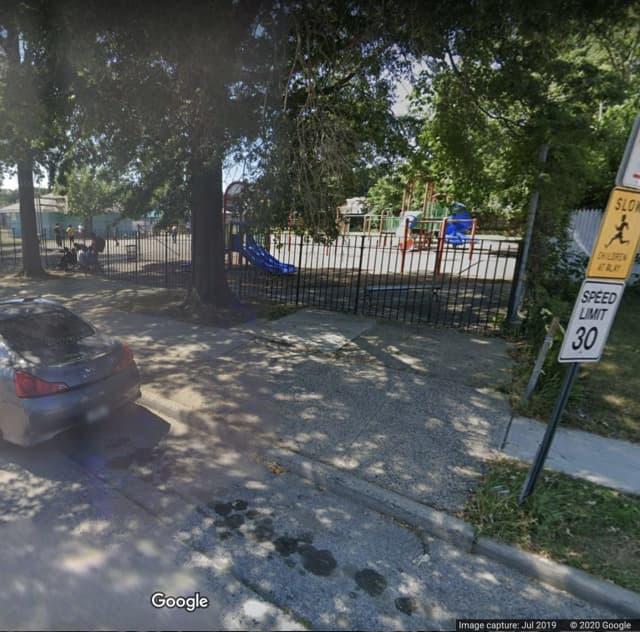 Martin Luther King Jr. Park on Stevens Street in Freeport.