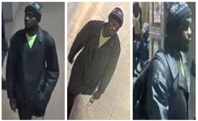 Man wanted in Newark Penn Station March 6 attack.