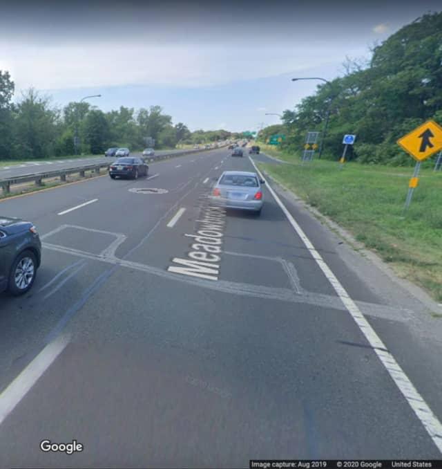 Meadowbrook State Parkway in Freeport.