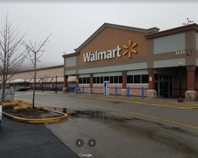 A Northern Westchester man was arrested for allegedly stealing jewelry at the Cortlandt Walmart.