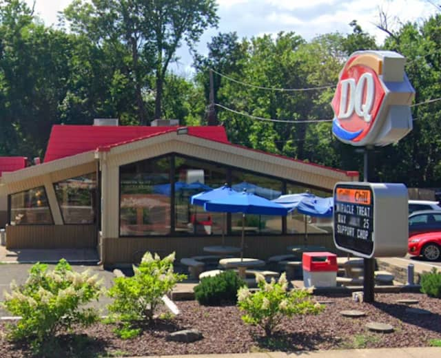 The former Dairy Queen ice cream shop on Main Street in Doyletown officially closed on Nov. 22. The DQ sign was stolen over Thanksgiving break, Bucks County police say.