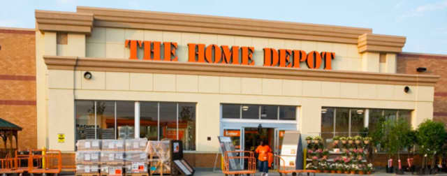 Home Depot in Woodbridge Township