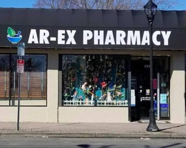 R-EX Pharmacy in Fords