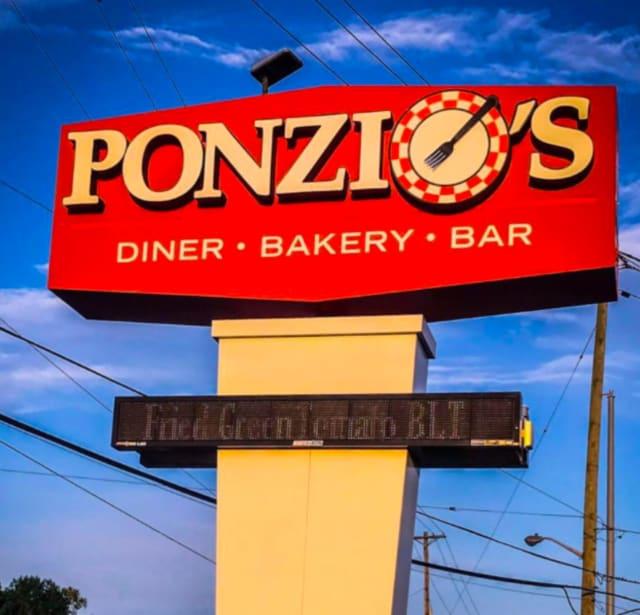 Ponzio's Diner-Bakery-Bar