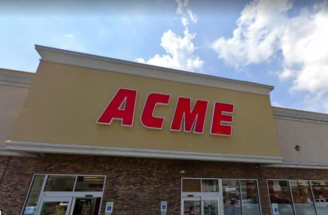 ACME Supermarket in Hoboken