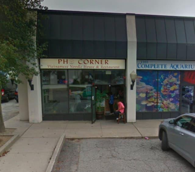 Pho Corner's storefront