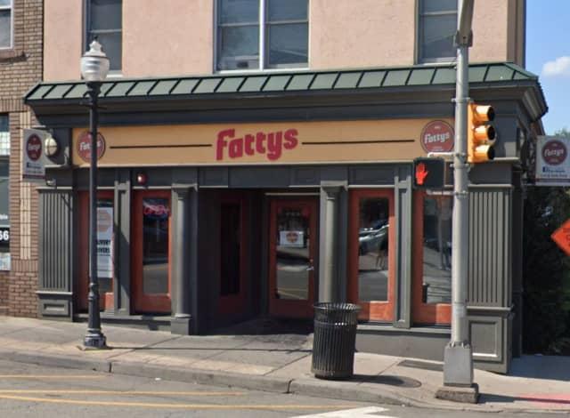 Fatty's Restaurant on Morris Street in Morristown