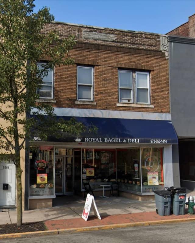 Royal Bagel & Deli on Bloomfield Avenue in Montclair