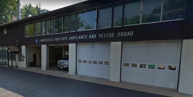Lambertville-New Hope Rescue Squad Hall
