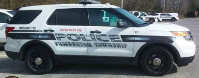 Pemberton Township police