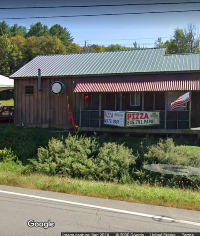 Papa Luke's Pizzeria at 42 Kitz Road, Monticello.