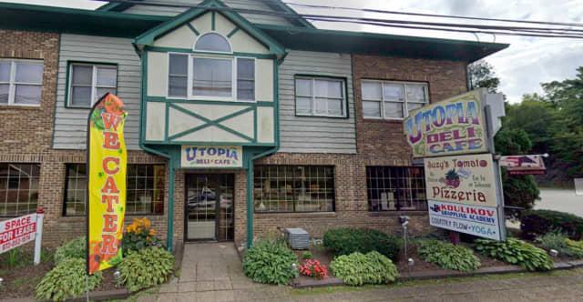 Utopia Cafe, 355 Warwick Tpke., Hewitt