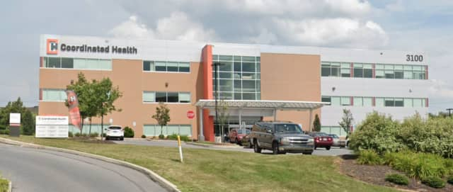 The drive-thru testing site at Coordinated Health in Bethlehem Township (3100 Emrick Blvd.) has a positive COVID-19 rate of 19.2 percent, county officials said.