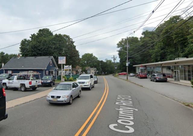 West Main Street in Rockaway