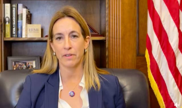 U.S. Rep. Mikie Sherrill, D-11th District