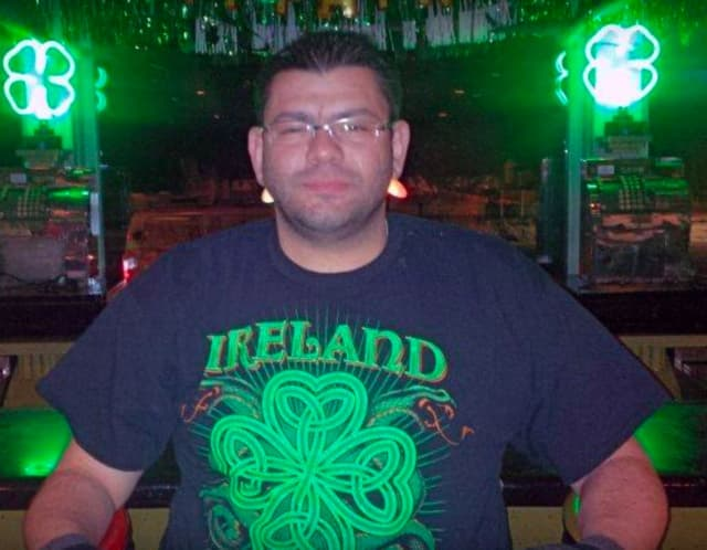 "Jersey Shore taxi driver Mohammed Khater, 38, affectionately and widely known as ""Moe Cabbie."""