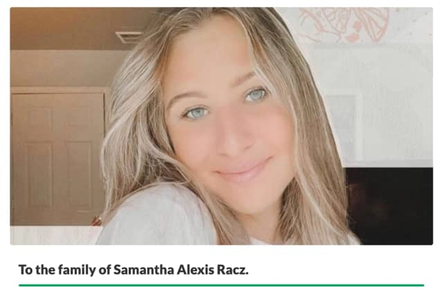 Morris County native, Whippany Park grad and University of Delaware student Samantha Racz died on Jan. 16 at the age of 21.