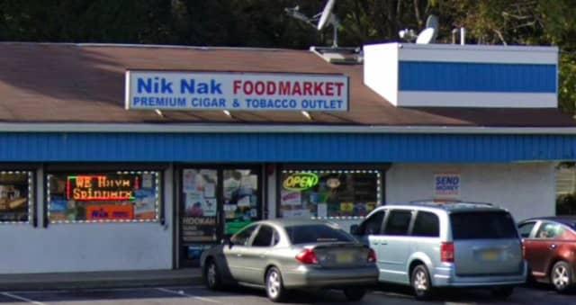 Nik Nak Food Mart in Turnersville.