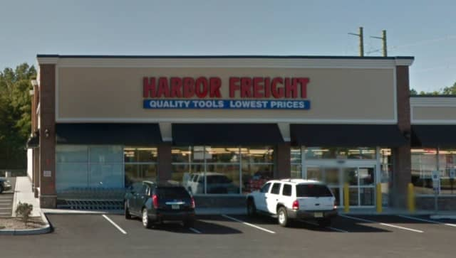 Harbor Freight Tools currently has more than 20 Garden State stores. Pictured above: Parsippany store on Route 46