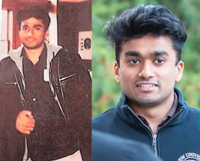 Ajay Sah, 22, was last seen Tuesday, Jan. 19 at Drew University around 8 p.m.