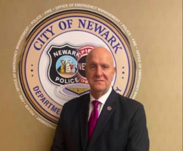 Newark Public Safety Director Anthony F. Ambrose