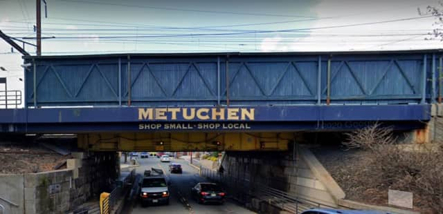The woman was struck just west of the Metuchen station at approximately 6:50 p.m., NJ Transit spokesman Jim Smith said.