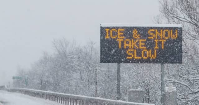 New York Gov. Andrew Cuomo issued a State of Emergency on Long Island during Monday's nor'easter.