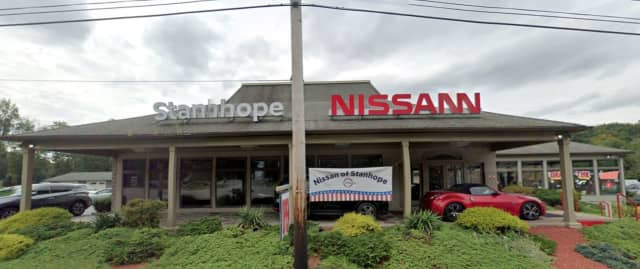 Nissan of Stanhope on Route 206