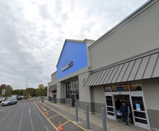 Walmart on Connecticut Avenue in Norwalk.