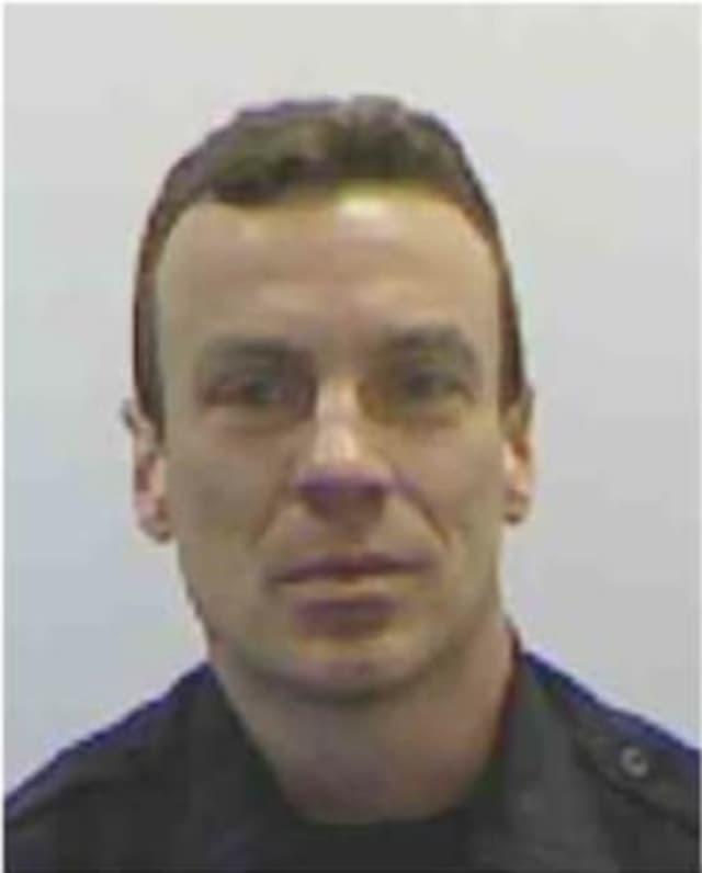 Yonkers Police Sgt. Robert Byrnes.