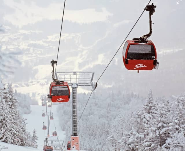 A Westport man was killed while skiing in Stowe,  Vermont.