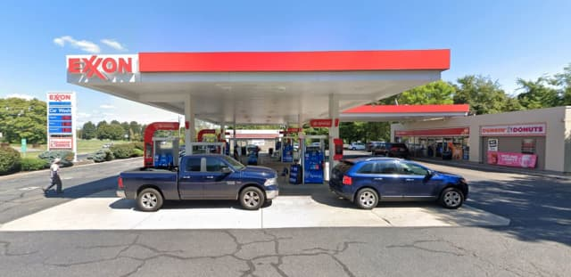 Exxon on Route 22 East in Lebanon