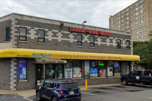 Shoppers Express News & Food, 577 North Broad St., in Elizabeth.